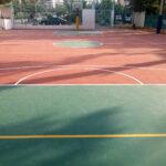 Κατασκευή Αθλητικού Τάπητα Γηπέδου Μπάσκετ